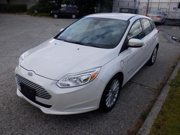 2012 Ford Focus BEV ELECTRIC