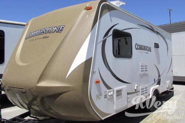 Cobblestone- Idea I17 (Rent  RVs, Motorhomes, Trailers & Camper vans)