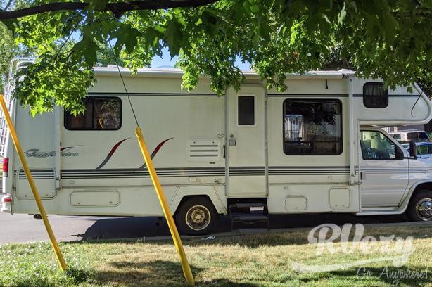 280rc (Rent  RVs, Motorhomes, Trailers & Camper vans)