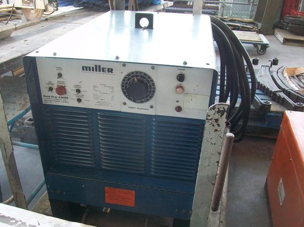 Miller Stick welder