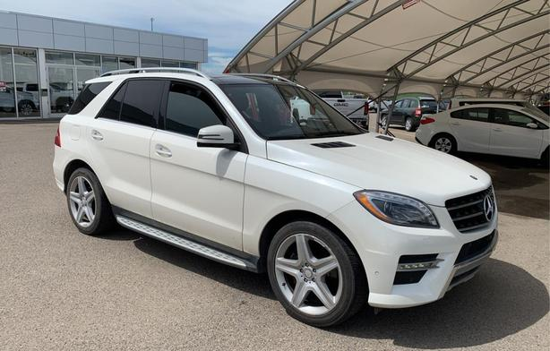 WANTED:  LOOKING TO BUY: 2014 Mercedes Benz ML350 Bluetec Diesel LOW KM's