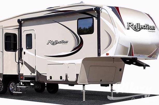 Reflection (Rent  RVs, Motorhomes, Trailers & Camper vans)