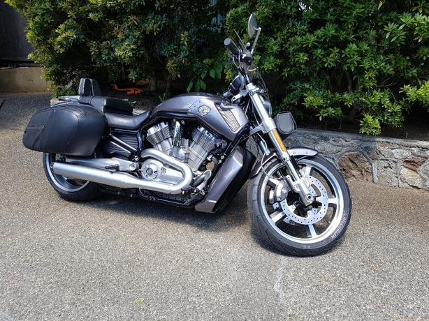 2014 Harley Davidson V-rod Muscle