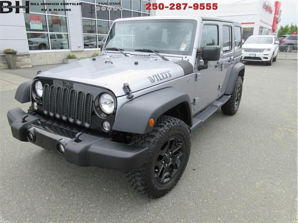 2018 Jeep Wrangler Unlimited X