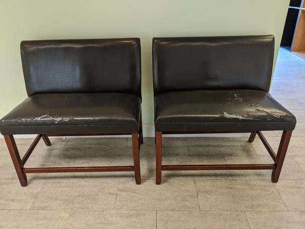FREE OFFICE FURNITURE - Cook Street Village