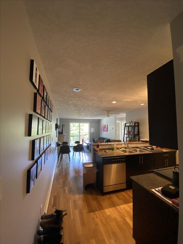 1 bedroom in 2 bedroom apartment for rent!