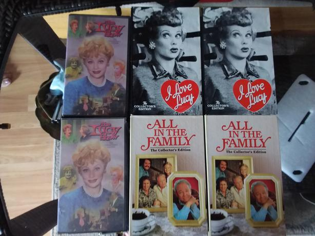 Collectable classic VHS