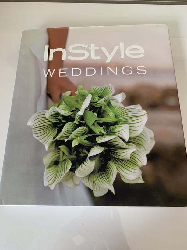 In Style: Weddings Coffee Table Book