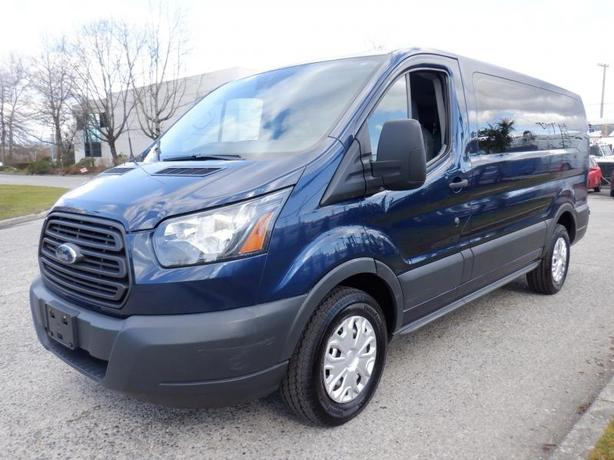 2016 Ford Transit 150 Wagon Low Roof XL 8 Passenger 130-in. WB