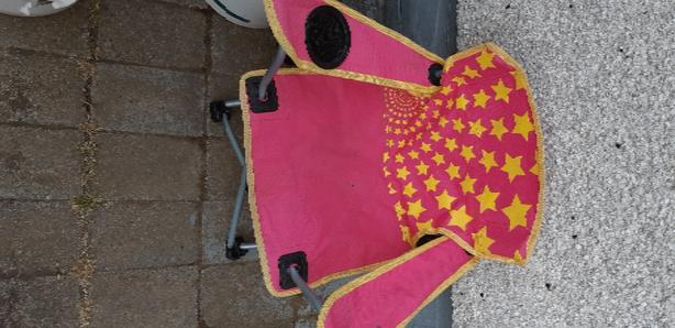 FREE: Kids camp chair