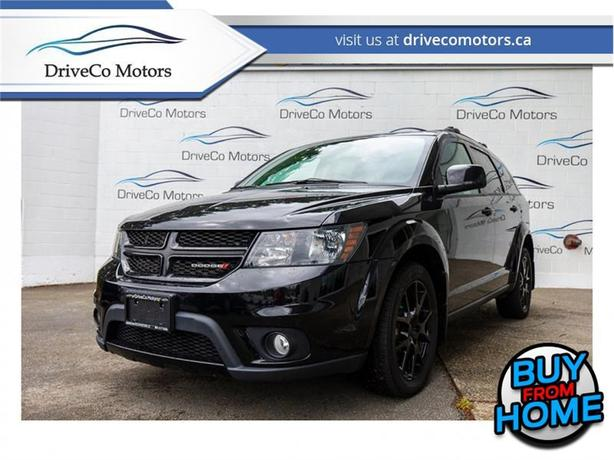 2017 Dodge Journey SXT  - - Bad Credit? Approved!