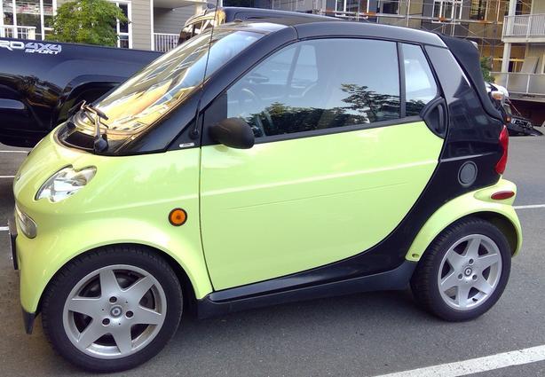 Smart Convertible 2005