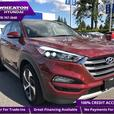 2017 Hyundai Tucson Limited  Navi, Heated & Cooled Leather