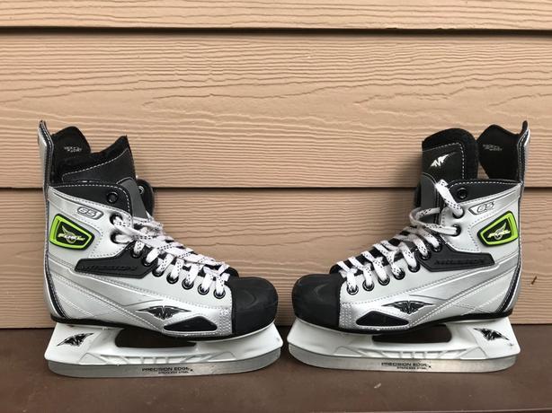 Size 5. Mission Fuel 65 Skates