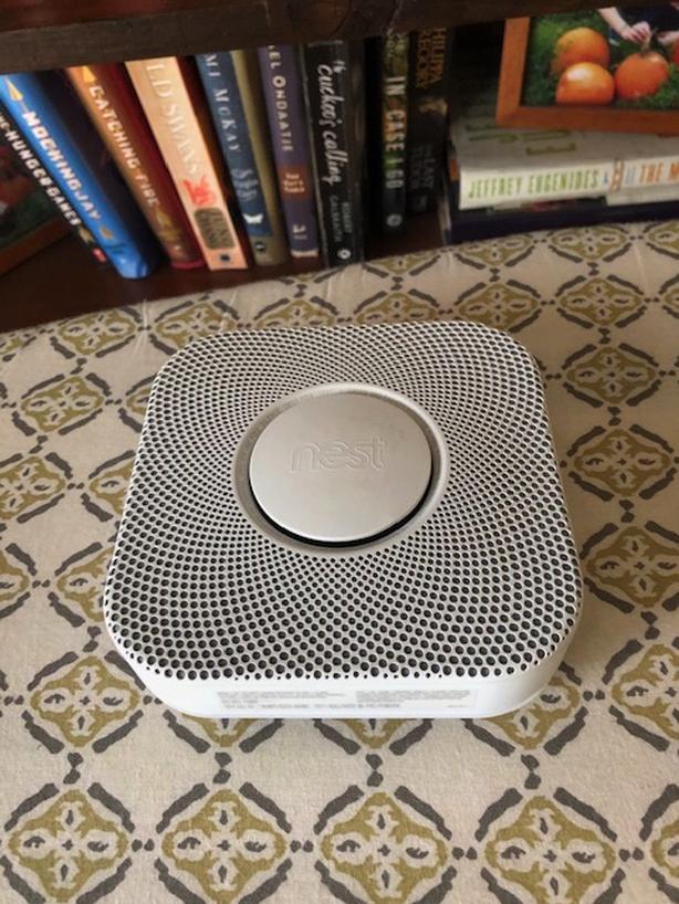 Nest Home Smoke and CO Alarm