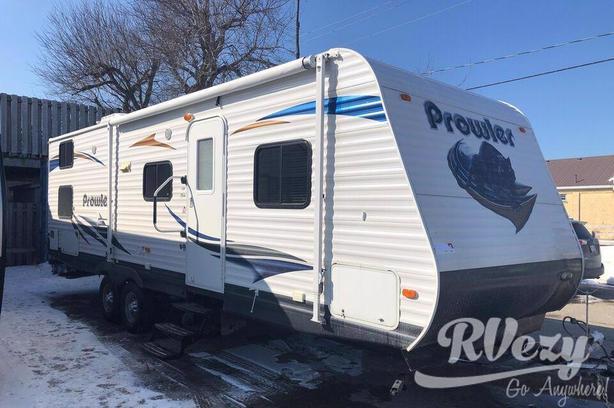 Prowler (Rent  RVs, Motorhomes, Trailers & Camper vans)