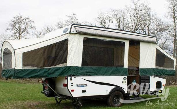 12GR (Rent  RVs, Motorhomes, Trailers & Camper vans)