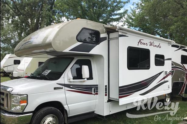 Fourwinds (Rent  RVs, Motorhomes, Trailers & Camper vans)