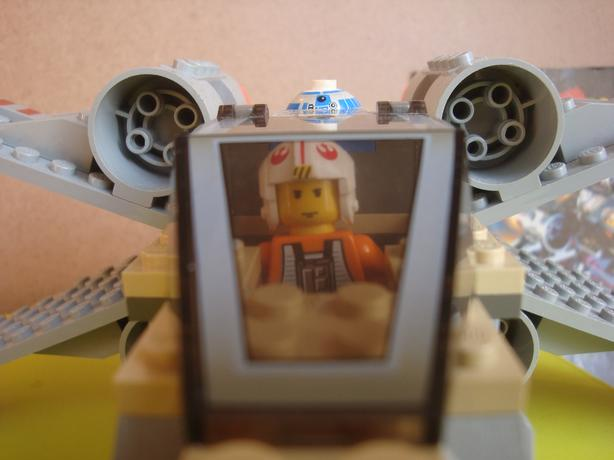 Star Wars X-Wing Fighter (7140)