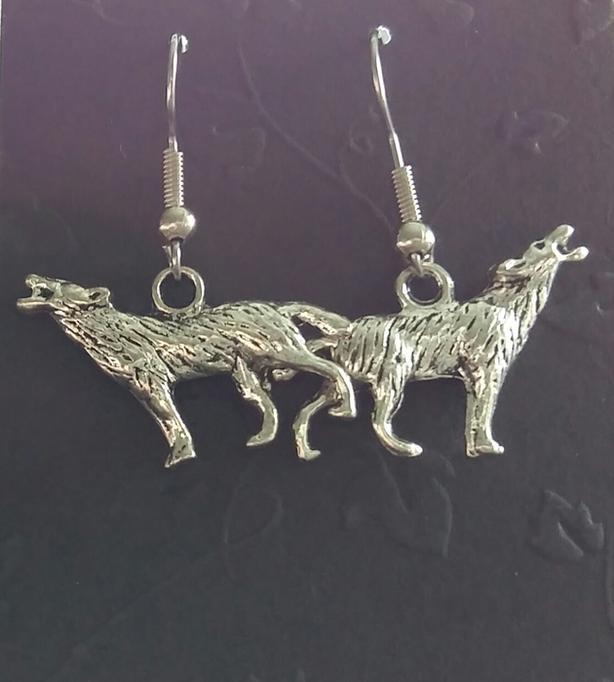 Coyote Earrings new Coyote Earrings