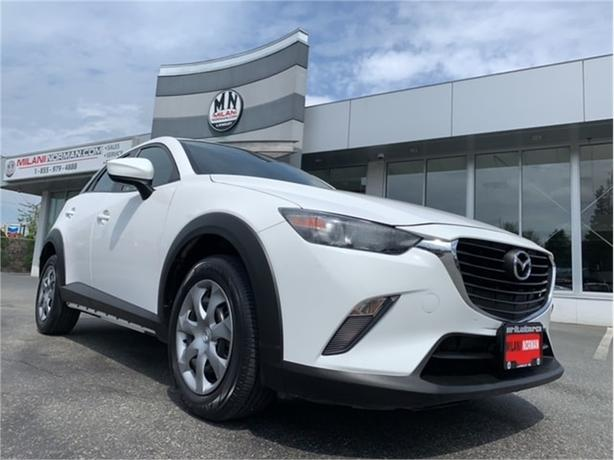 2016 Mazda CX-3 GS FWD NAVI REAR CAMERA LIKE NEW 20KM