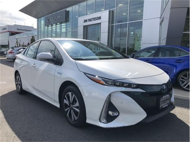 2018 Toyota Prius Prime Tech Package