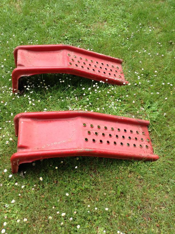 Repair ramps