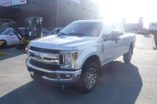 2018 Ford F-350 SD 6.5 foot box XLT Crew Cab 4WD Diesel