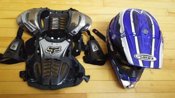 Junior Large Protection Gear