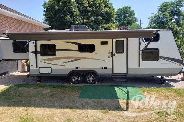 Jay Feather Ultra Lite x254 (Rent  RVs, Motorhomes, Trailers & Camper vans)