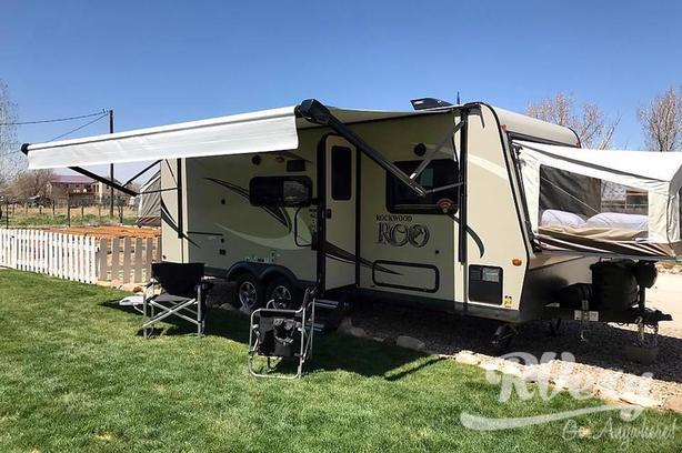 Roo 233s (Rent  RVs, Motorhomes, Trailers & Camper vans)