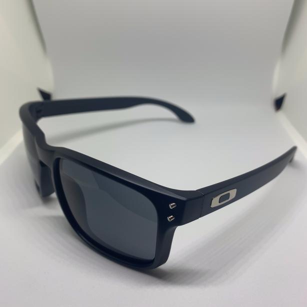 Brand new Designer Unisex Holbrook Sunglasses Matte Black