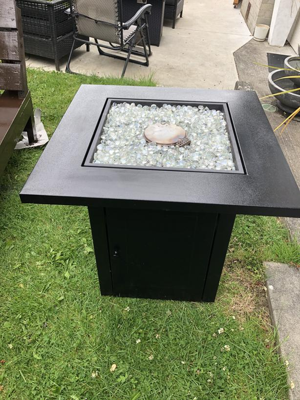 Firetable and delivery