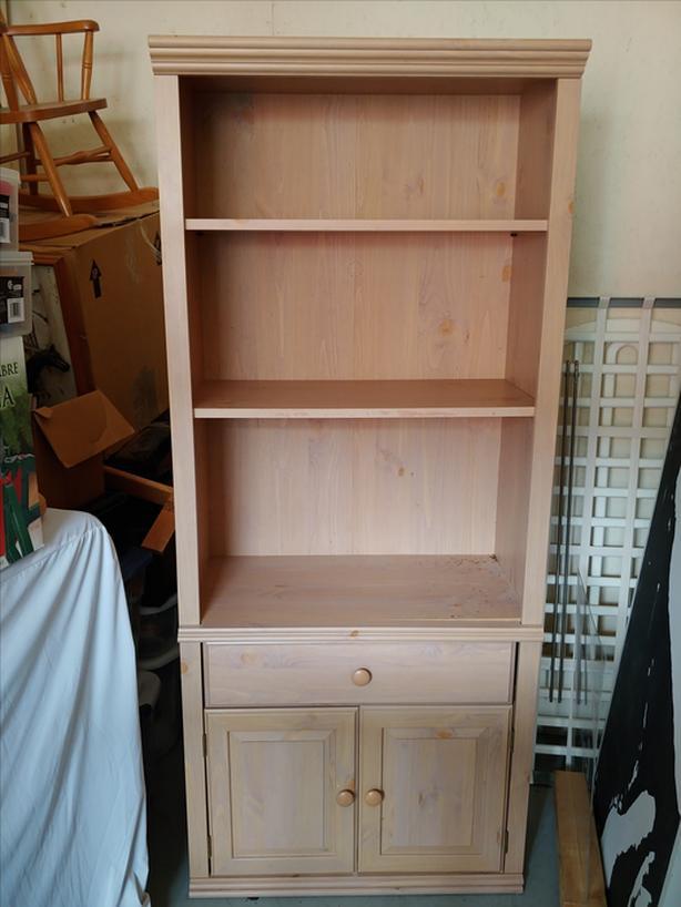 Wall Unit/Bookcase/Curio Cabinet?