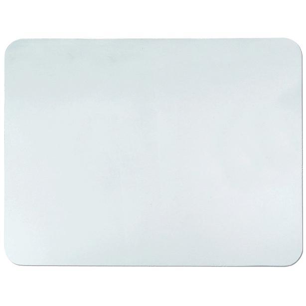"""ARTISTIC Krystal View Textured Desk Pad - 19"""" x 24"""" - Clear"""