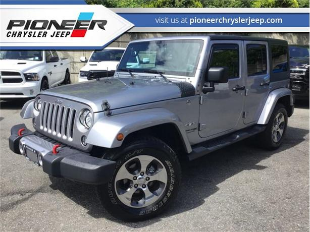 2018 Jeep Wrangler Unlimited Base  - Navigation
