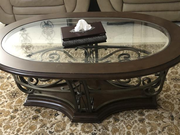 Ashely coffee tables set