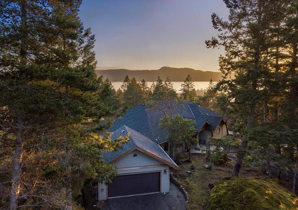 Oceanview Victoria BC Homes