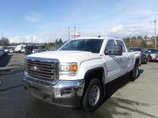 2017 GMC Sierra 3500HD Crew Cab Long Box 4WD