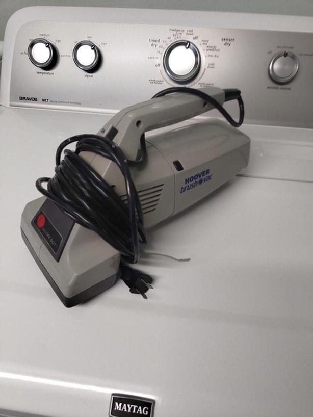 Handheld Vacuum - $5.00 - Works