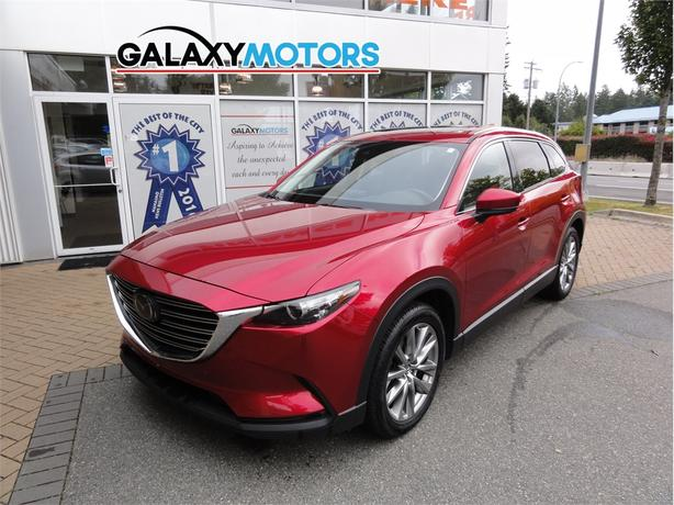2019 Mazda CX-9 GS-L - 7 Seats, Bluetooth, Sunroof