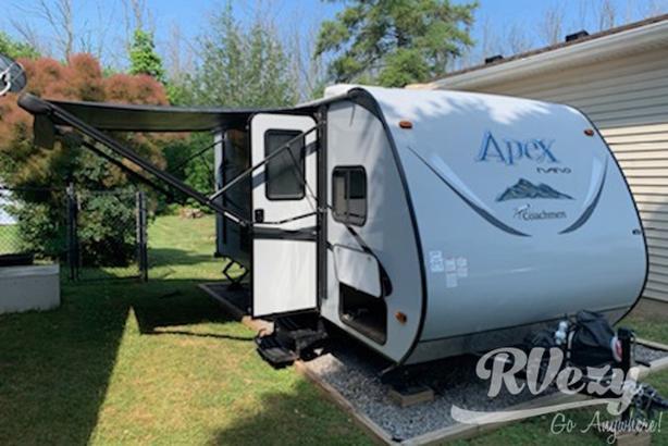 Hmen (Rent  RVs, Motorhomes, Trailers & Camper vans)