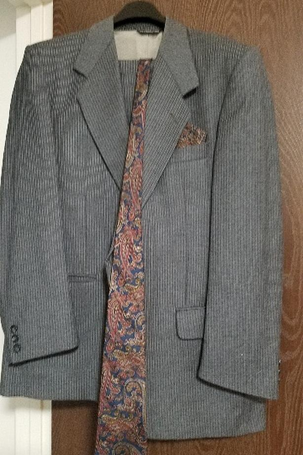 Suits and Ties - Priced Right!