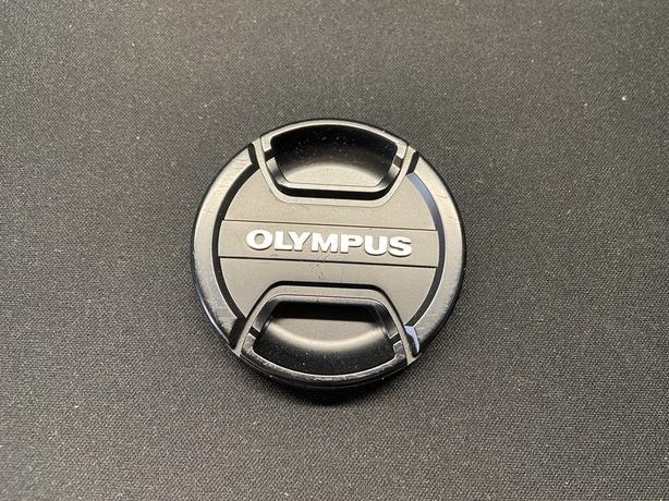 Olympus 58mm lens cap