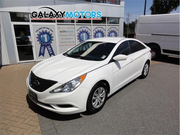 2013 Hyundai Sonata GLS - Heated Front Seats, Satellite Radio, Bluetooth