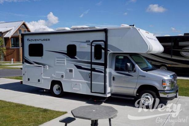 Adventurer (Rent  RVs, Motorhomes, Trailers & Camper vans)