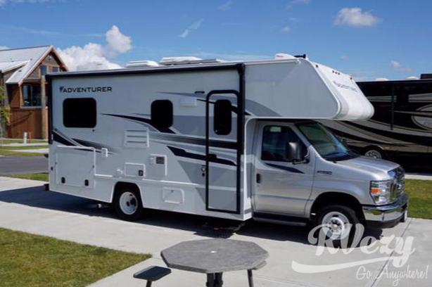 C-Medium (Rent  RVs, Motorhomes, Trailers & Camper vans)