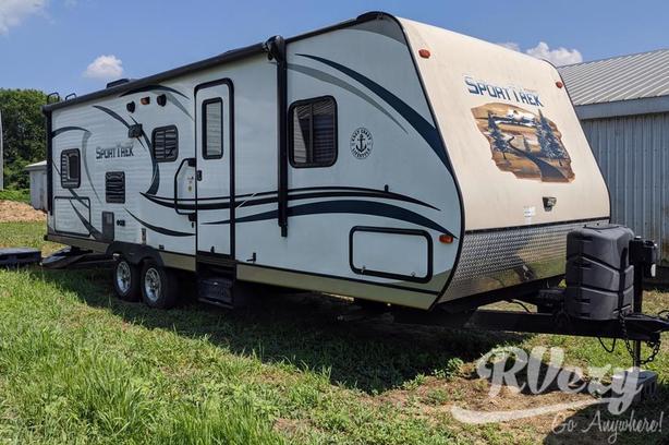 Sporttrek (Rent  RVs, Motorhomes, Trailers & Camper vans)