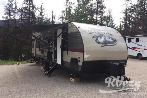Grey Wolf 26 dbh (Rent  RVs, Motorhomes, Trailers & Camper vans)