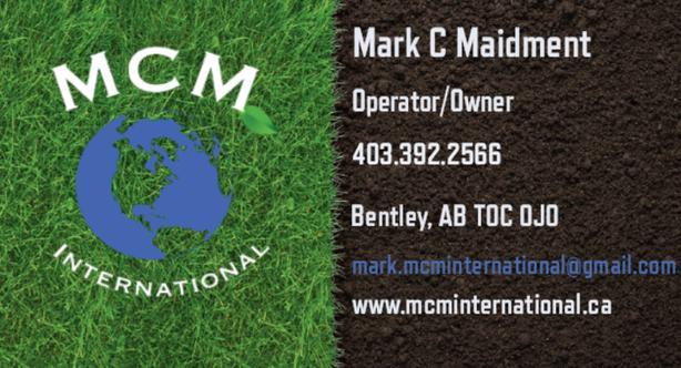 Central Alberta Lawn Care